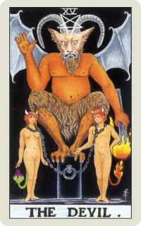 タロットカード: 悪魔