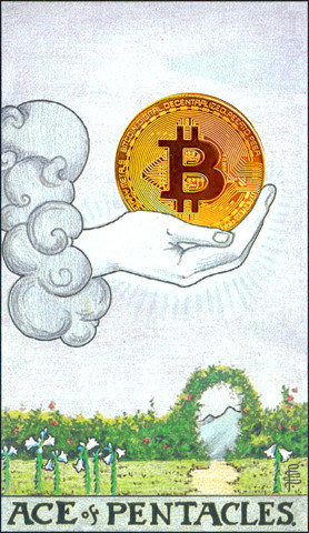仮想通貨をプレゼント